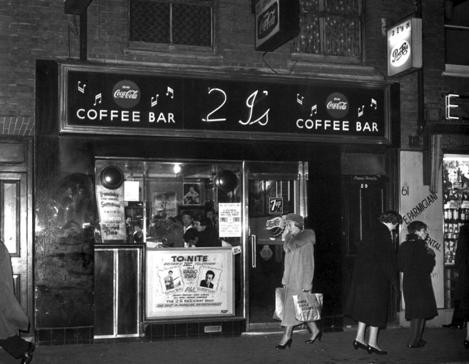 2 I's Coffee Bar (1959)