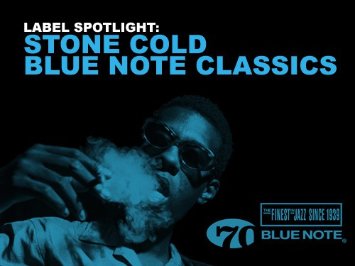Blue Note Records - These were without doubt the coolest sleeves put out in the Fifties and styled a generation.