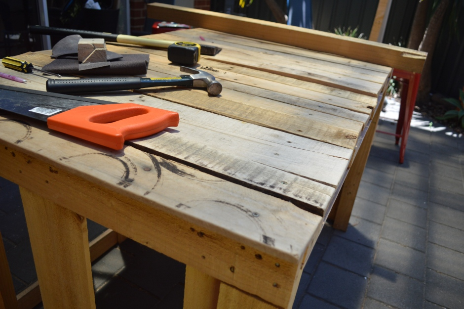 Pallet projects - some basic tools