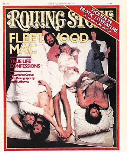 Annie Liebovitz - Rolling Stone Magazine