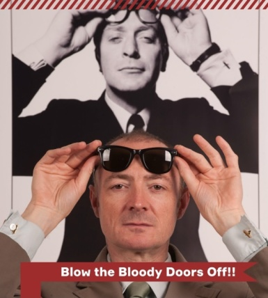 Cover Blow the Bloody Doors Off