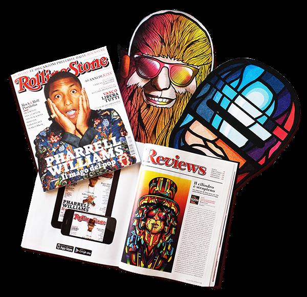 Rolling Stone Italia - Slash